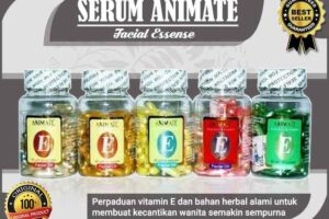 Jual Serum Animate Untuk Vitamin Wajah di Paringin