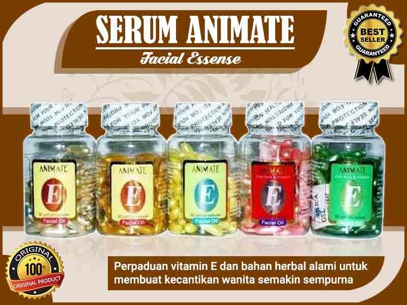 Jual Serum Animate Untuk Vitamin Wajah di Ampana