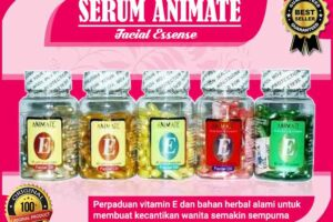 Jual Serum Animate Untuk Vitamin Wajah di Minahasa Selatan