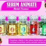 Review Serum Animate E Vitamin Wajah Alami