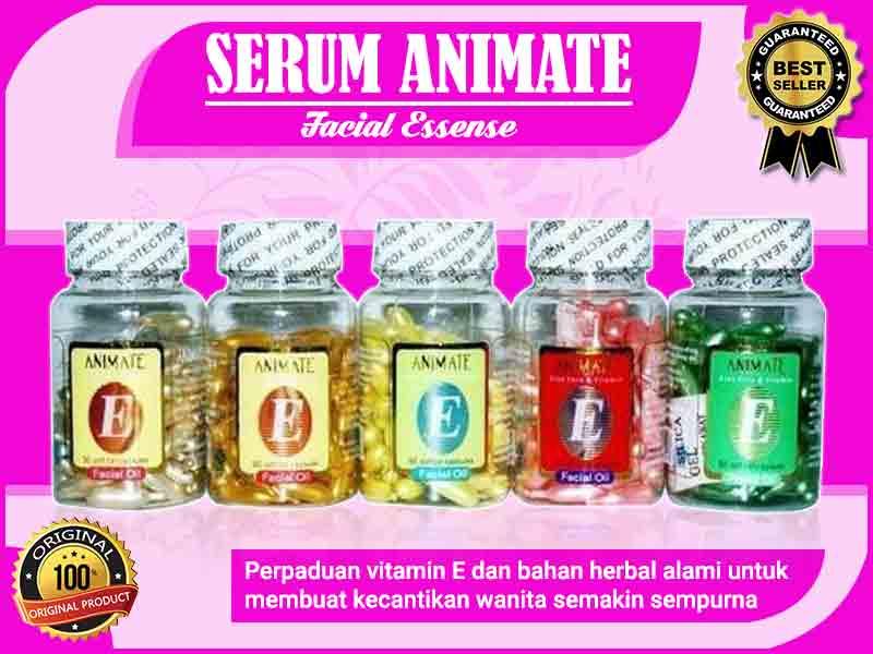 Jual Serum Animate Untuk Vitamin Wajah di Manggarai