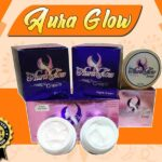 Testi Aura Glow Cream Pencerah Wajah Alami