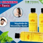 Review Pemakaian Red Ginseng Hair Tonic