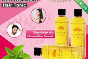 Jual Red Ginseng Hair Tonic Original di Muaradua