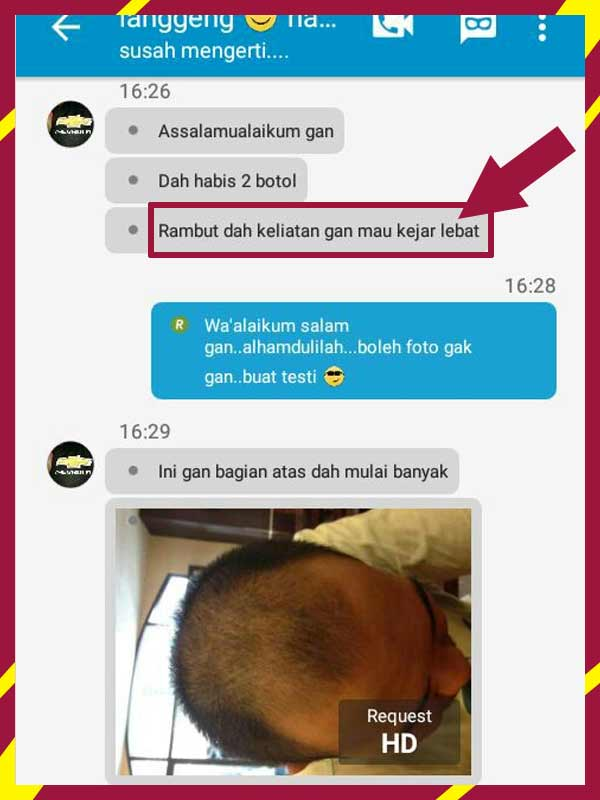 Review Minyak Kemiri Al Khodry Gold Original