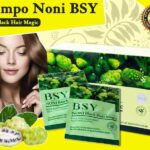 Testimoni Shampo BSY Noni Black Hair Magic