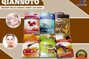 Jual Masker Lumpur Qiansoto di Rembang