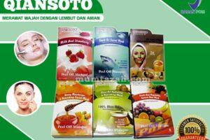 Jual Masker Wajah Qiansoto di Yogyakarta