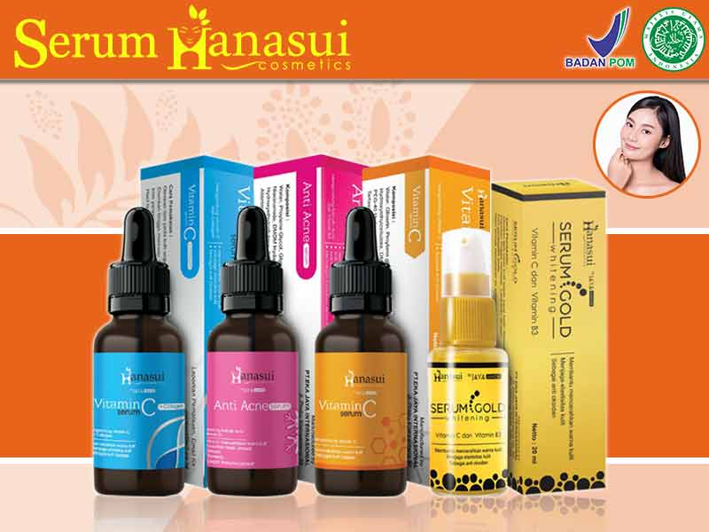 Serum Hanasui Vitamin C Review Manfaat Dan Testimoni