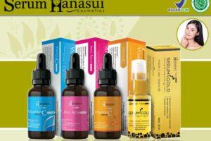 Jual Serum Hanasui Untuk Mencerahkan Wajah di Ambon