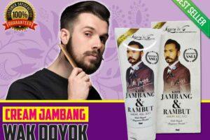 Jual Wak Doyok Cream Penyubur Rambut di Banjarmasin