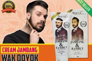 Jual Wak Doyok Cream Penumbuh Rambut di Fakfak