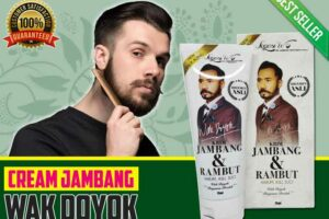 Jual Wak Doyok Cream Penyubur Rambut di Tigi