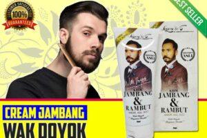 Jual Wak Doyok Cream Penyubur Rambut di Takengon