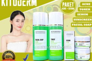 Jual Kitoderm Whitening Cream di Biak