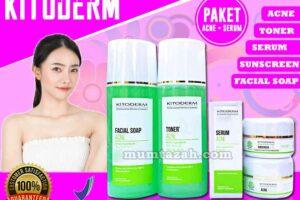 Jual Kitoderm Whitening Cream di Fef