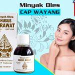 Jual Minyak Oles Khusus Jerawat Cap Wayang di Baturaja