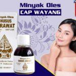 Jual Minyak Oles Khusus Jerawat Cap Wayang di Bontosunggu