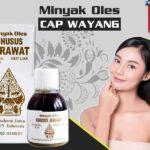 Jual Minyak Oles Khusus Jerawat Cap Wayang di Dharmasraya