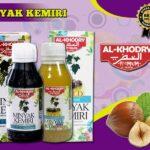 Jual Minyak Kemiri Al-Khodry Penyubur Rambut di Barabai