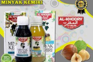 Jual Minyak Kemiri Al-Khodry Penumbuh Rambut di Tanjung