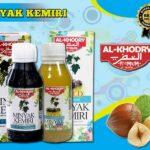 Jual Minyak Kemiri Al-Khodry Penyubur Rambut di Tilamuta