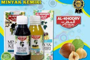 Jual Minyak Kemiri Al-Khodry Penyubur Rambut di Pati