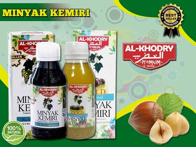 Jual Minyak Kemiri Al-Khodry Penumbuh Rambut di Puruk Cahu