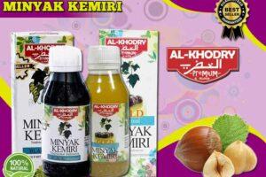 Jual Minyak Kemiri Al-Khodry Penyubur Rambut di Karimun