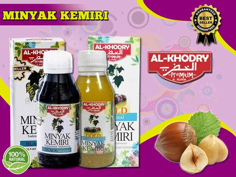 Jual Minyak Kemiri Al-Khodry Penumbuh Rambut di Teluk Bintuni