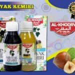 Jual Minyak Kemiri Al-Khodry Penumbuh Rambut di Tapak Tuan