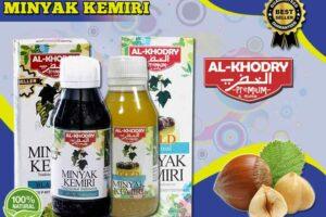 Jual Minyak Kemiri Al-Khodry Penyubur Rambut di Waropen