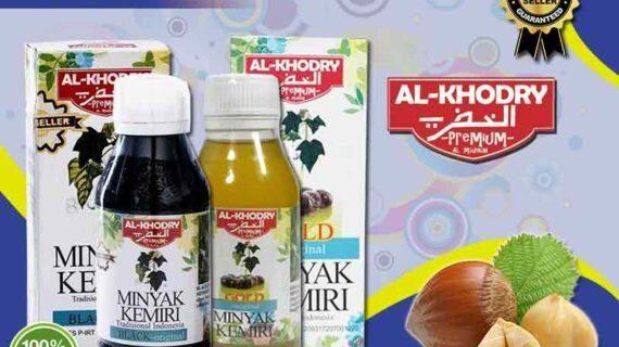 Jual Minyak Kemiri Al-Khodry Penyubur Rambut di Tapak Tuan