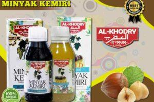 Jual Minyak Kemiri Al-Khodry Penumbuh Rambut di Atambua