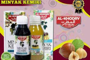 Jual Minyak Kemiri Al-Khodry Penyubur Rambut di Gresik