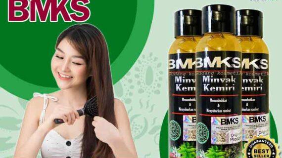 Jual Minyak Kemiri BMKS Penghitam Rambut di Bontosunggu